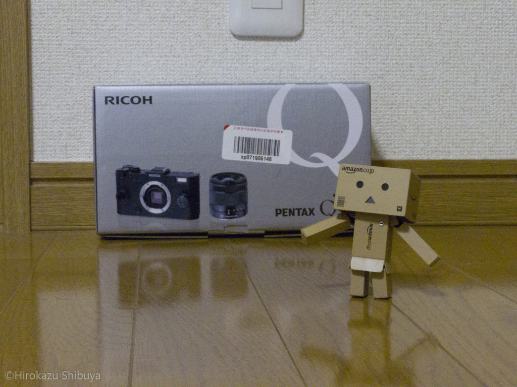 フルサイズと1/1.7型でISO感度6400で撮影した写真を比較(1/1.7型)