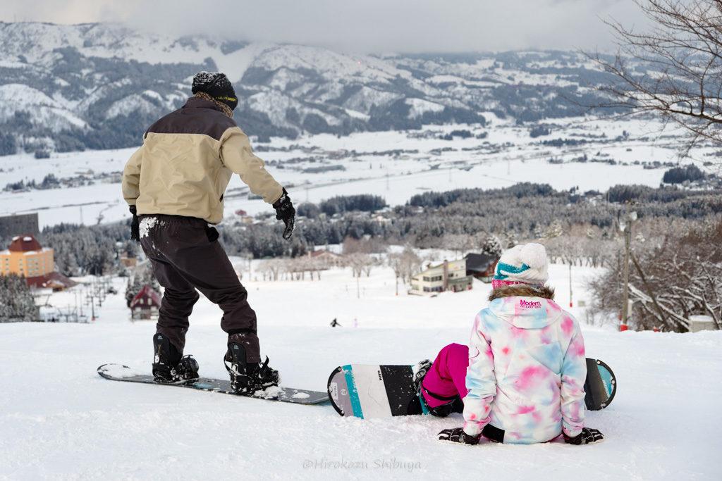 冬(12月、1月、2月)の写真撮影におすすめ被写体~スキー・スノボ(ゲレンデ)~