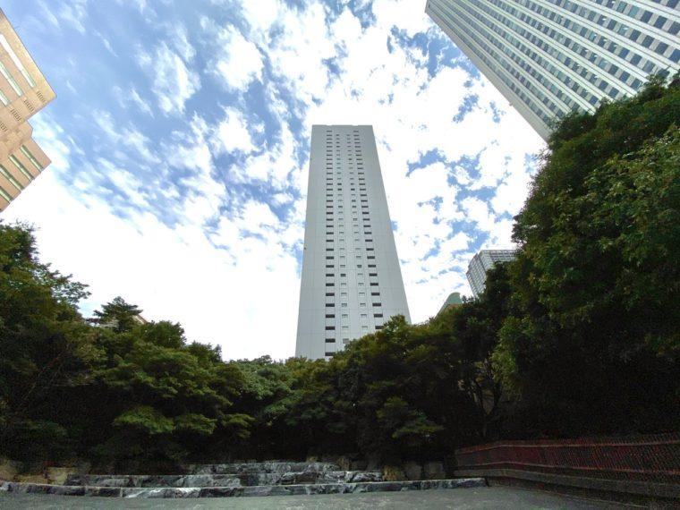 超広角レンズ(13mm)で撮影した例